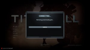 Retrieving matchmaking list no servers found